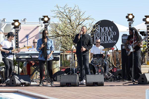 """BEN (anciennement Ben l'Oncle Soul), en concert au """"Farago On the Roof"""" de Nice pour """"Show Must Go Home"""". A voir dimanche 7 juin à 18h sur la page Facebook de France 3 Côte d'Azur"""