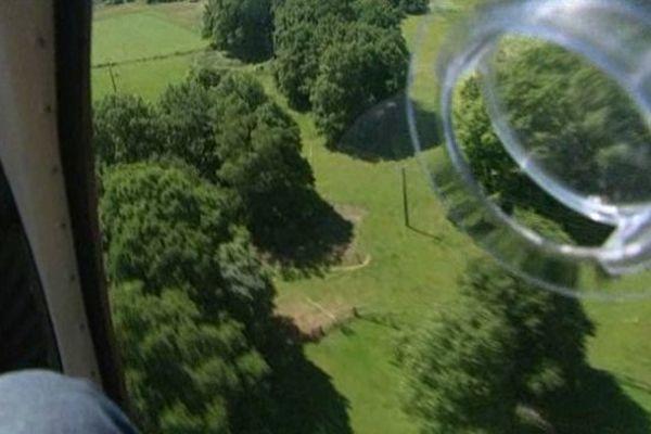 Des lignes électriques surveillées par hélicoptère en Limousin
