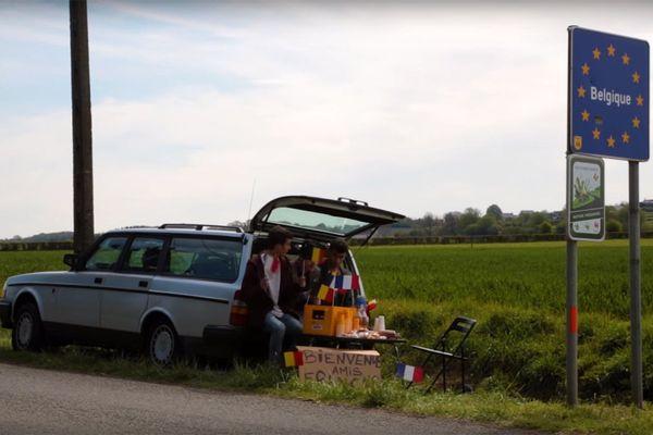 """Imag extraite de la vidéo """"Le projet GuiHome - Épisode 2 - Belgique, terre d'accueil (deuxième tour)"""""""