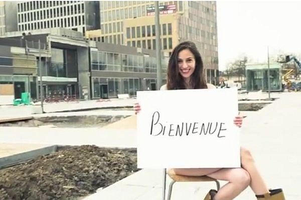 """Extrait du clip """"Révélation à nu des Rives de l'Orne"""""""