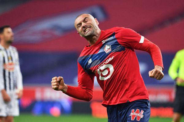 Lors du match aller au stade Pierre Mauroy le 6 janvier dernier, les Dogues s'étaient inclinés 2 à 1 face à Angers malgré un but de Burak Yilmaz à la 42ème minute.