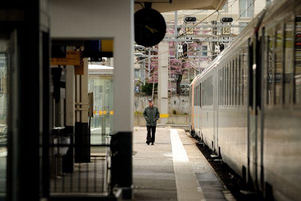 Samedi 15 décembre, en raison d'une grève, la circulation des TER sera très perturbée en Auvergne-Rhône-Alpes.