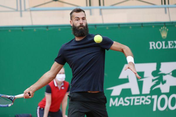 Benoit Paire s'est incliné (6-4, 6-7, 7-6) face à Jordan Thompson au premier tour du Master de Monte Carlo.