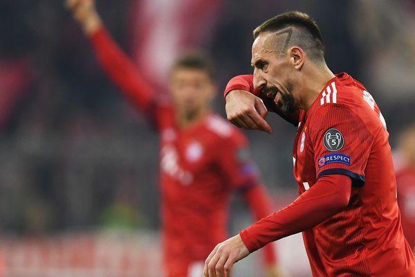 Franck Ribéry, le 7 novembre