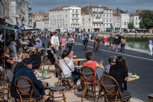Professionnels du tourisme, de la culture et riverains. Toute la ville espère le retour des Francofolies cette année, du 10 au 14 juillet.