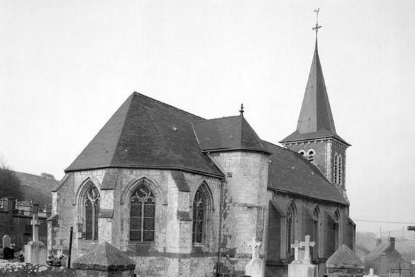 L'Eglise de Nesles