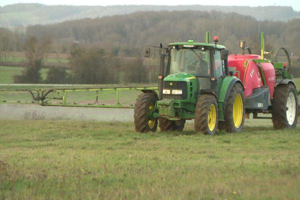 Le département de l'Orne compte 5000 exploitants agricoles.