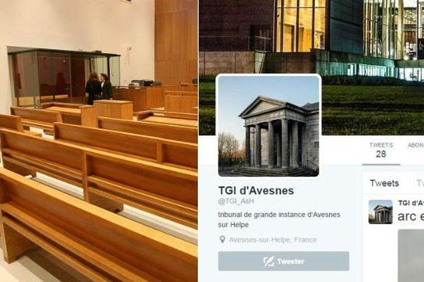 Le tribunal d'Avesnes-sur-Helpe innove en se lançant sur Twitter.