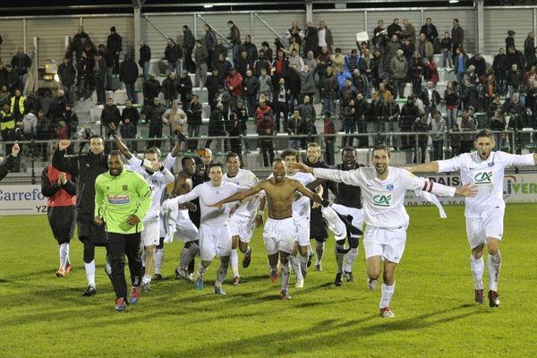 L'AS Yzeure va devenir la bête noire du Clermont Foot Auvergne en coupe de France. Comme en 2009, les amateurs bourbonnais ont éliminé les professionnels clermontois aux tirs au but au 7ème tour de la compétition.