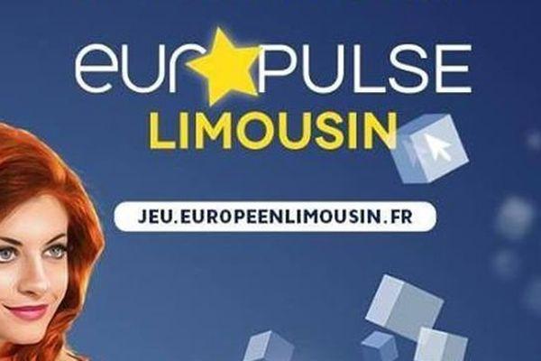 "Campagne ""L'Europe s'engage en Limousin"" ( illustration)"