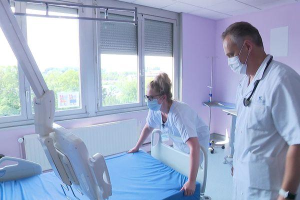 Des lits de réanimation vont progressivement être désarmés dans les hôpitaux de la région pour permettre une reprogrammation des interventions non Covid.