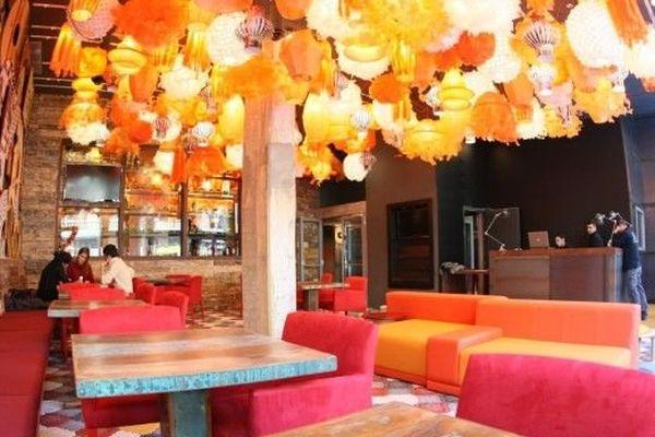 Anwar Mekhayech a conçu l'auberge de jeunesse de Barcelone du groupe Generator