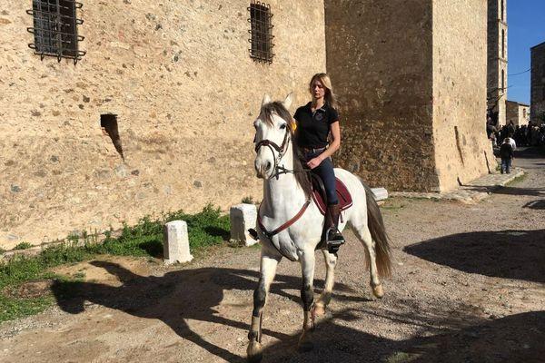 Aleria – Le cheval corse célébré pour la San Marcellu