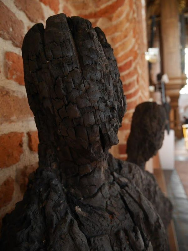 Sculpture Carol Levy, scénographie Sophie Wirtz et Carol Levy.