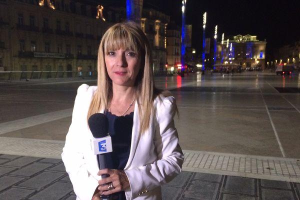 Patricia Mirallès - députée LREM de la 1ère circonscription de l'Hérault - 18 juin 2017.