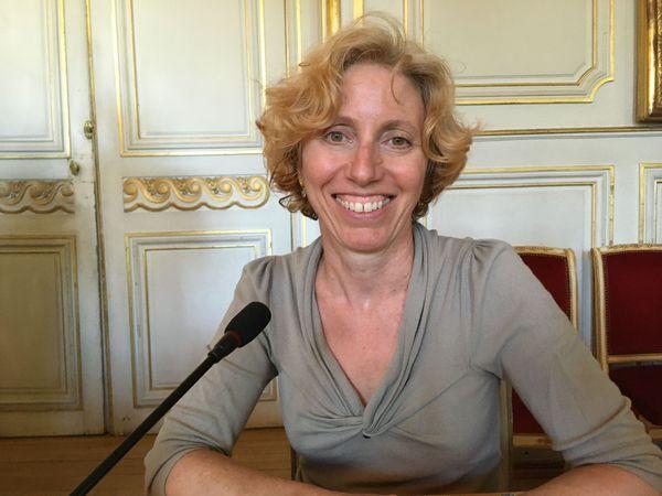 Valérie Gaudard Conservatrice régionale des Monuments Historiques