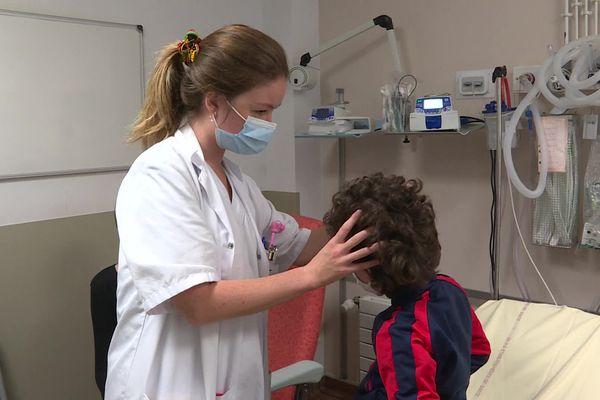 Les urgences pédiatriques du CHU de Nantes engorgées à cause d'une résurgence des maladies infantiles