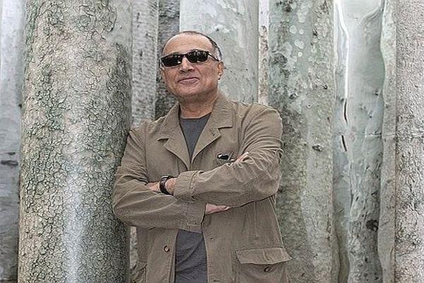 Le réalisateur iranien Abbas Kiarostami - archives