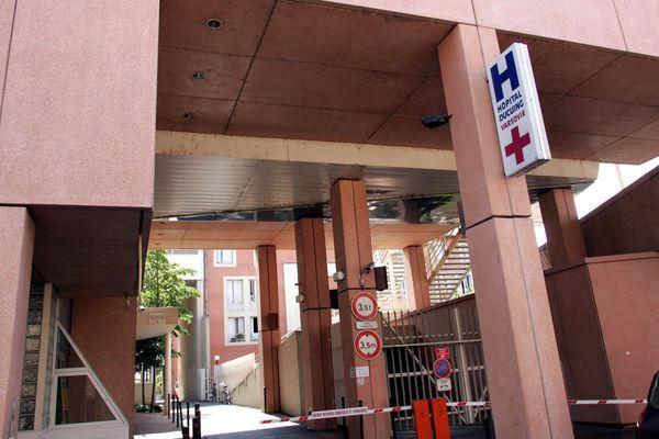 L'hôpital Joseph Ducuing à Toulouse