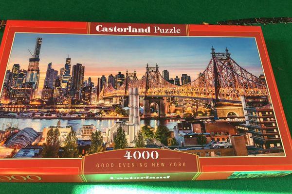En période de confinement, le puzzle permet de s'évader. Ou presque.