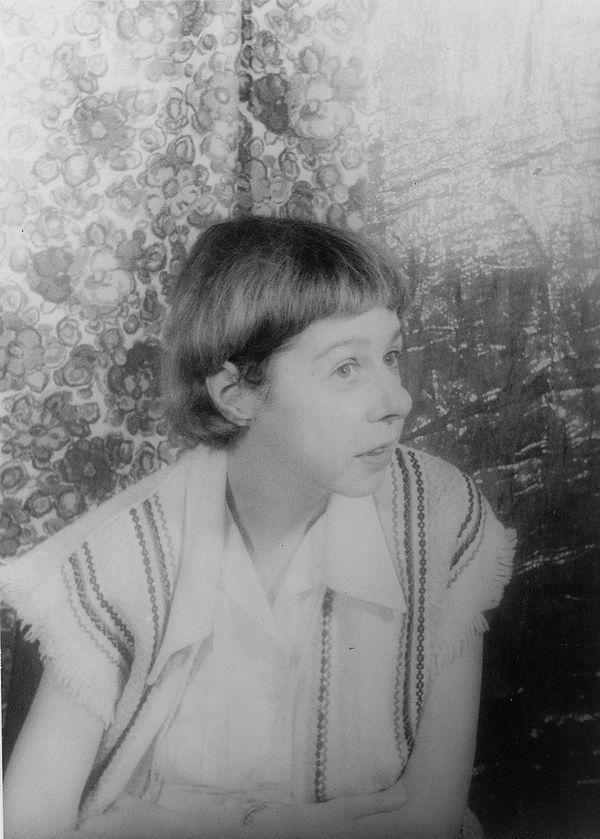 Portrait de Carson McCullers