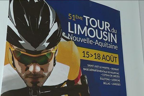 133 coureurs engagés sur le 51e Tour du Limousin Nouvelle-Aquitaine