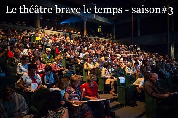 Théâtre de l'Union - Le théâtre brave le temps - saison #3