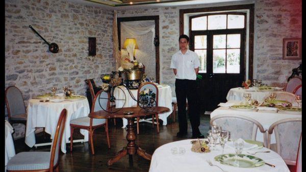 Philippe Troussard à ses débuts