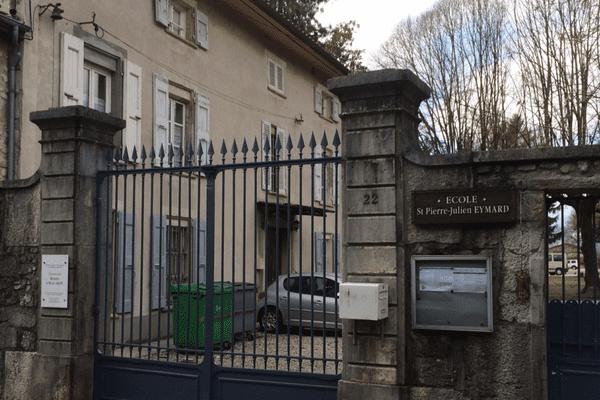 Le Prieuré-école Saint-Pierre-Julien-Eymard, à Meylan