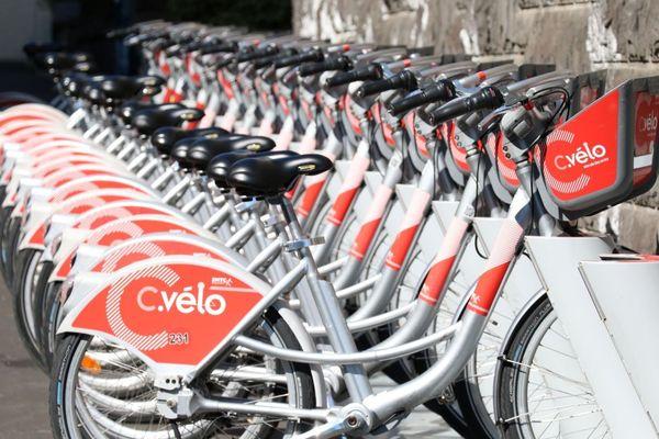 Les 550 vélos en libre service de nouveau accessibles au public