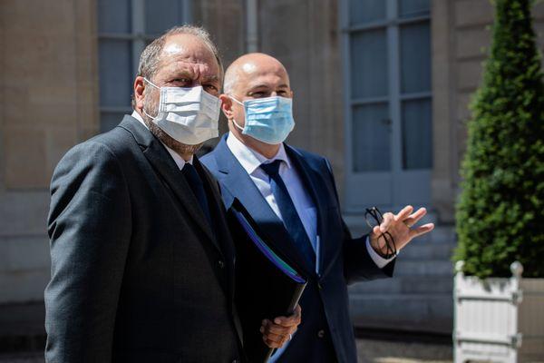 L'actuel ministre de la Justice et avocat nordiste Eric Dupond-Moretti pourrait remplacer Laurent Pietraszewski à la tête de la liste LREM pour les élections régionales de juin prochain dans les Hauts-de-France.