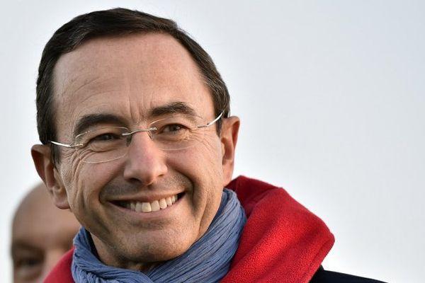 Bruno Retailleau, candidat Les Républicains pour les élections régionales 2015