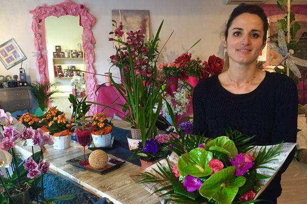 Handicapée, Adeline Jarc a cependant réussi à monter son entreprise