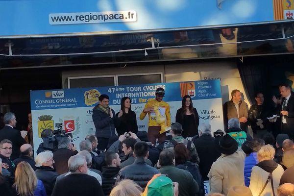 Le luxembourgeois Ben Gastauer a remporté le Tour du Haut-Var, le 22 février 2015