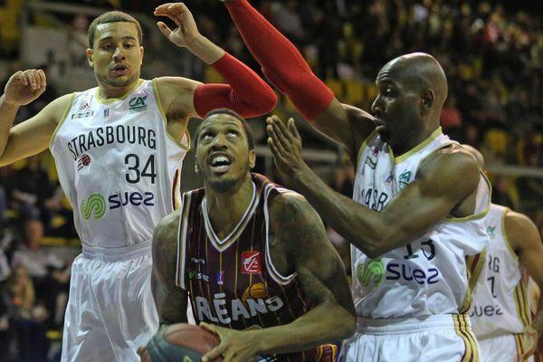 L'OLB s'incline face au SIG Strasbourg : 82 à 74