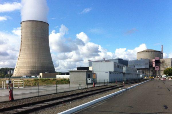 Le réacteur n°2 de la centrale de Golfech produit de nouveau de l'électricité.