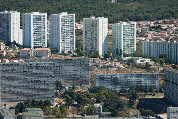 Dans les quartiers nord de Marseille se concentre une forte population d'origine comorienne.