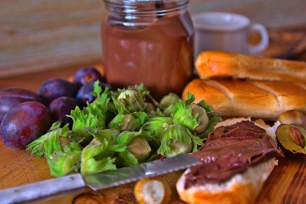 Le marché de la noisette est utilisé à 99% pour la confection de pâtes à tartiner, de chocolat ou de bonbons.