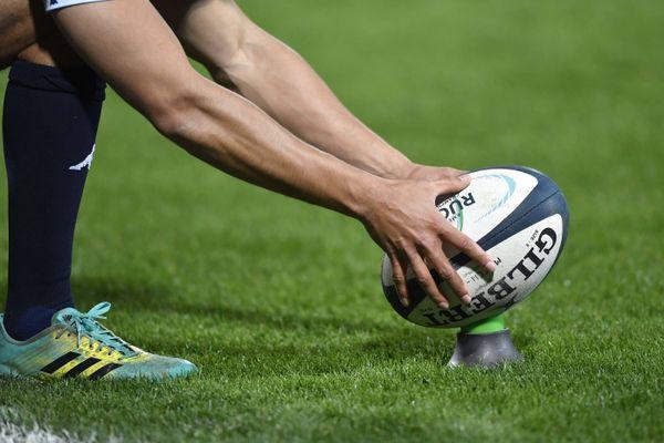 Rugby à XV, première titularisation du talonneur Castrais Gaëtan Barlot.