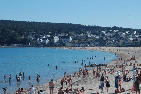 Crozon : tous à la plage !