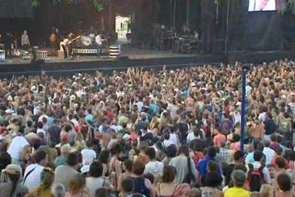 Des milliers de spectateurs en 2012 étaient présents en Ardèche- Archives