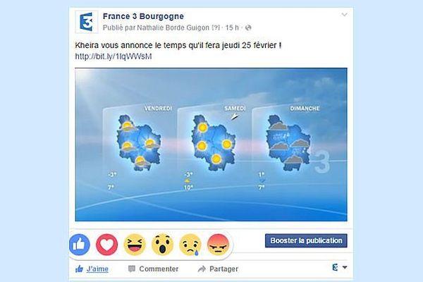 J'adore, Haha, Wouah, Grrr et Triste : Facebook ajoute 5 boutons pour réagir aux publications
