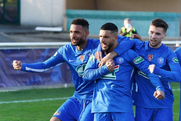 Saumur, petit poucet de la coupe de France 2021, qualifiés face à l'US Montagnarde le 7 mars 2021