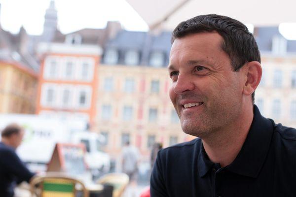 Cédric Vasseur en juin 2017