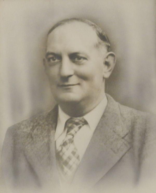 Alfred Desfrièches, le fondateur de la cidrerie familiale