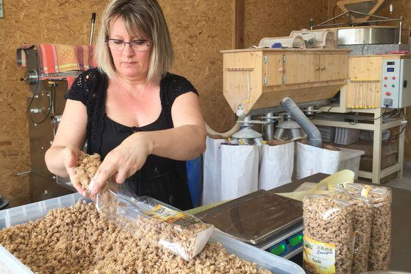 Les premières pâtes bio au blé dur du Puy-de-Dôme sont produites dans ce laboratoire à Thuret.