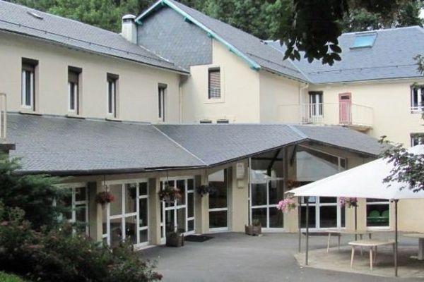 Le centre de vacances Bel Air de Lacaune