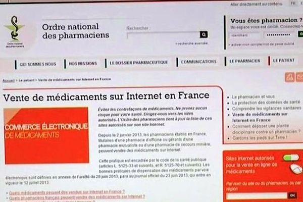 Pour éviter de se faire piéger, l'Ordre des pharmaciens rappelle que toutes les e-pharmacies autorisées sont répertoriées sur son site internet www.ordre.pharmacien.fr.