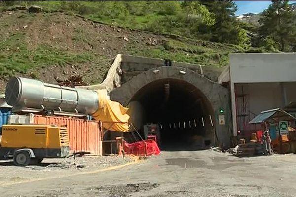 Le tunnel fera un peu plus de 3 kilomètres sur deux voies.