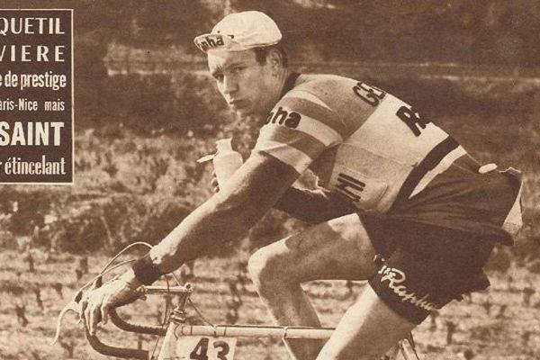 Le tragique destin du coureur cycliste Gérard Saint à découvrir lundi après le Grand Soir 3